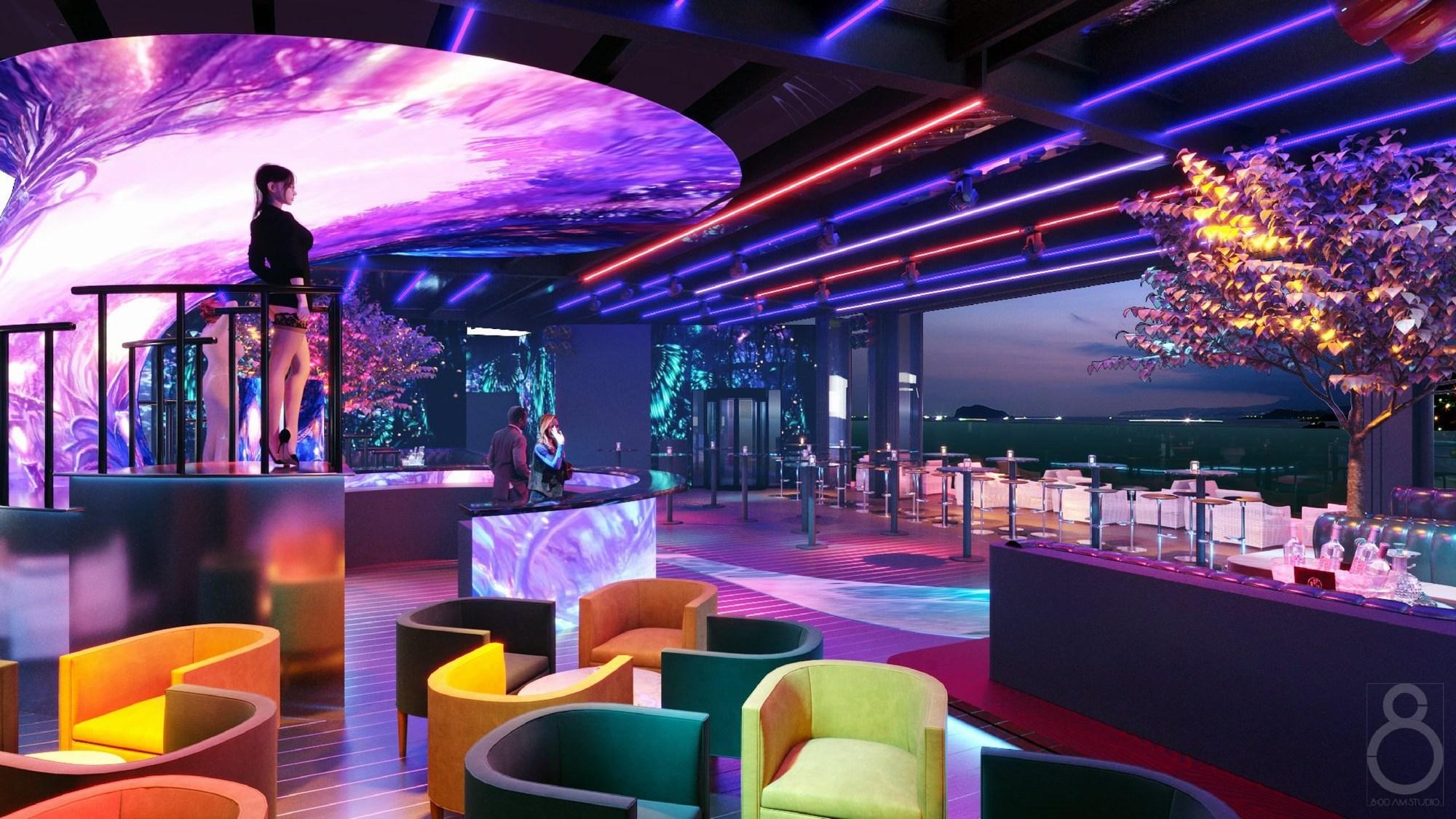 Mẫu thiết kế Lounge 4