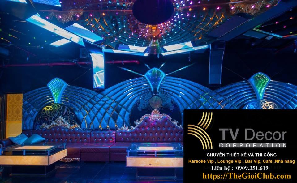 Mẫu thiết kế phòng karaoke KTV23 1